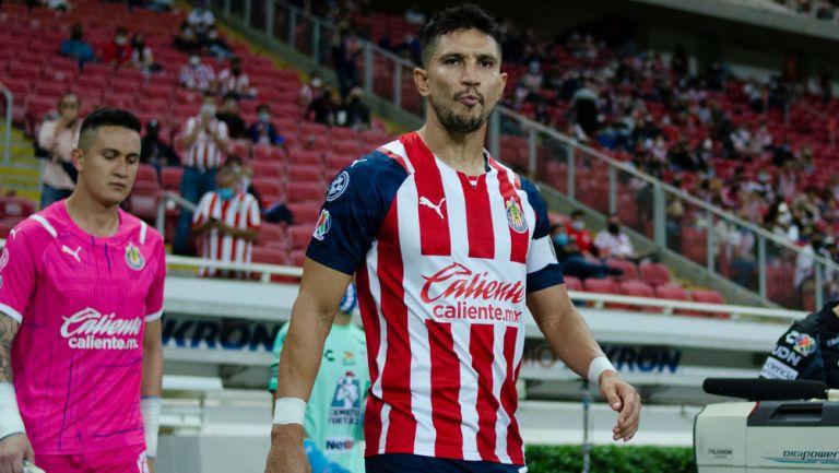 Jesús Molina previo a un duelo con Chivas