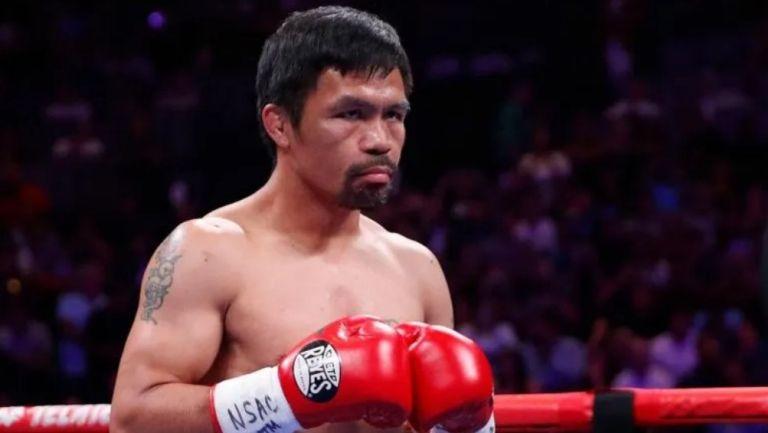 Manny Pacquiao confesó haber estado a punto de suicidarse