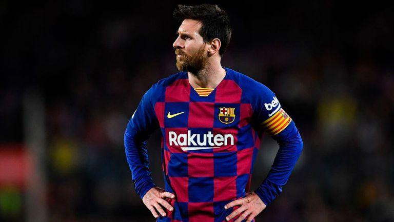 Ronald Koeman: 'Messi ocultaba todos los problemas del Barcelona'