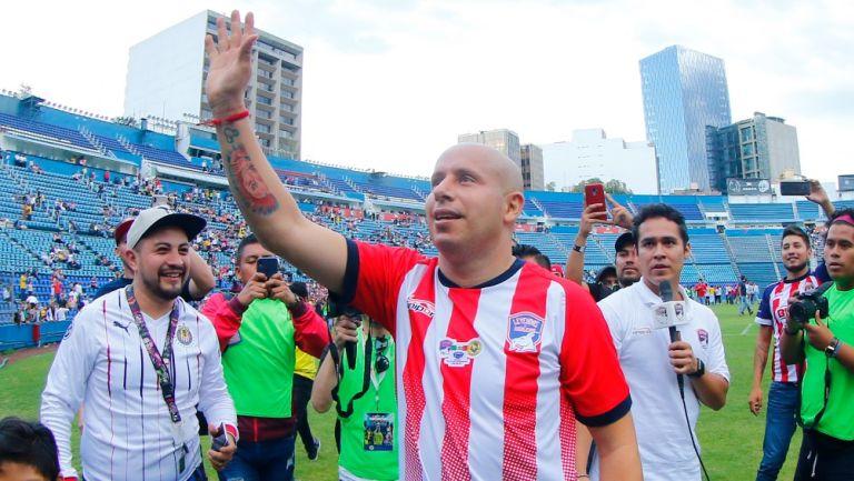 Adolfo Bautista, exjugador de Chivas