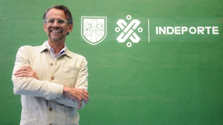 Javier Hidalgo, directivo del Indeporte