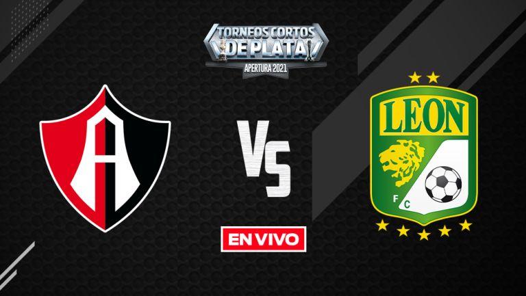 EN VIVO Y EN DIRECTO: Atlas vs León Liga MX Apertura 2021 J10