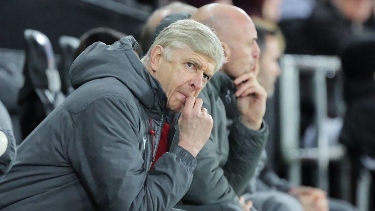 Arsene Wenger, en su paso como técnico del Arsenal