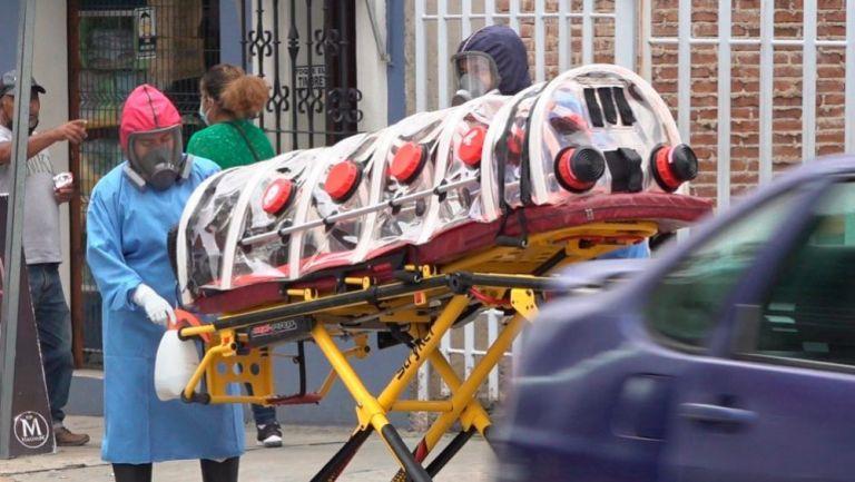 Paciente por Covid-19 en México