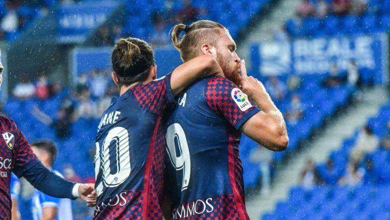 Huesca derrotó 0-2 a la Real Sociedad B