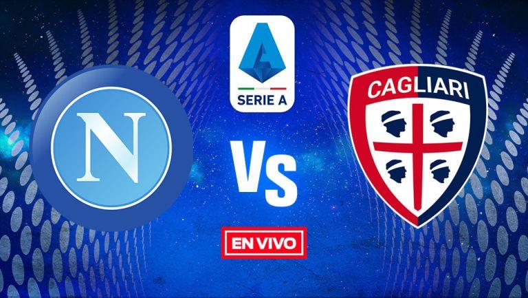 EN VIVO Y EN DIRECTO: Napoli vs Cagliari Serie A J6 Temporada 2021-22