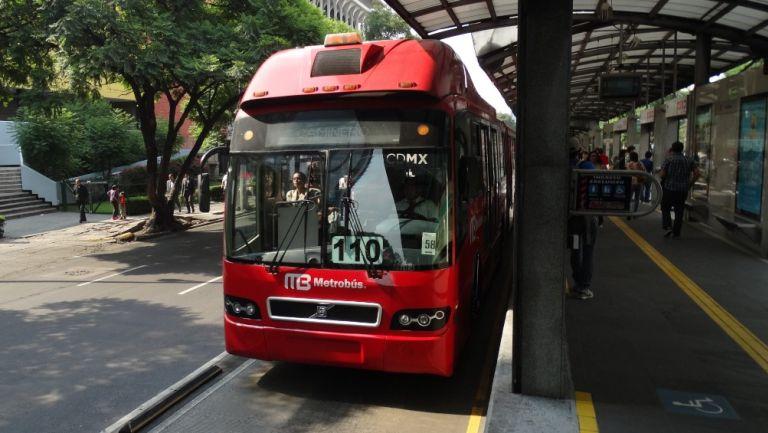 Metrobús de la CDMX