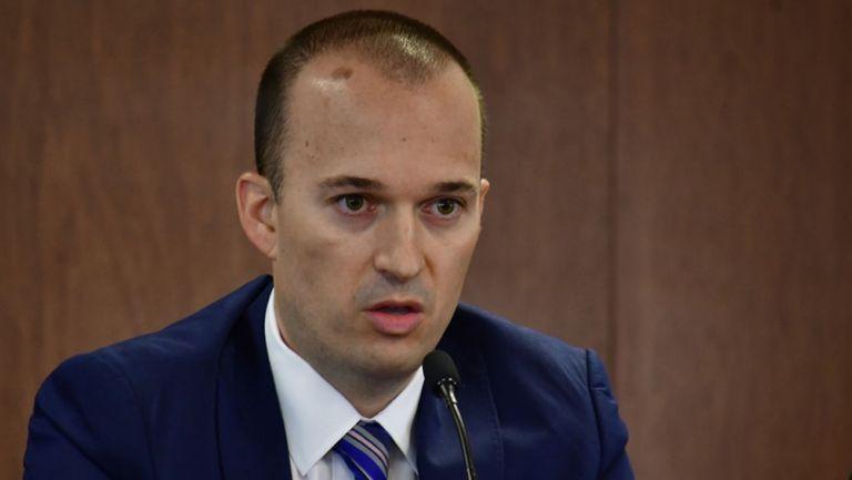 Kiril Todorov durante reunión previo a los Juegos Panamericanos de Lima 2019