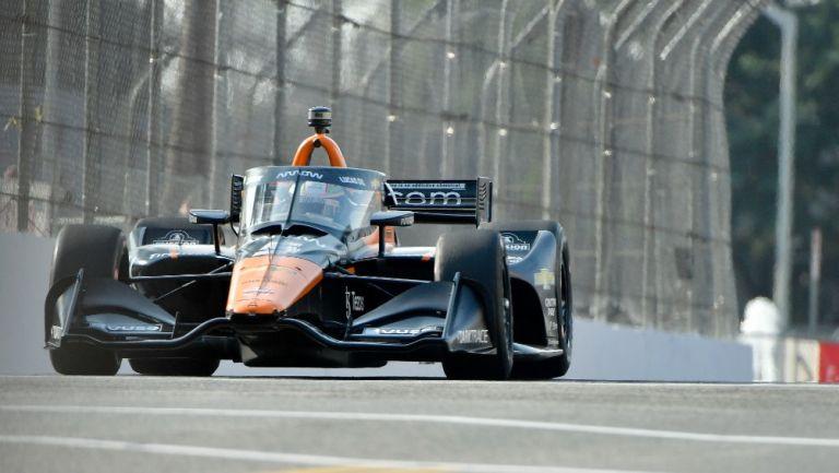 Pato O'Ward: El piloto mexicano terminó en tercer lugar la serie IndyCar