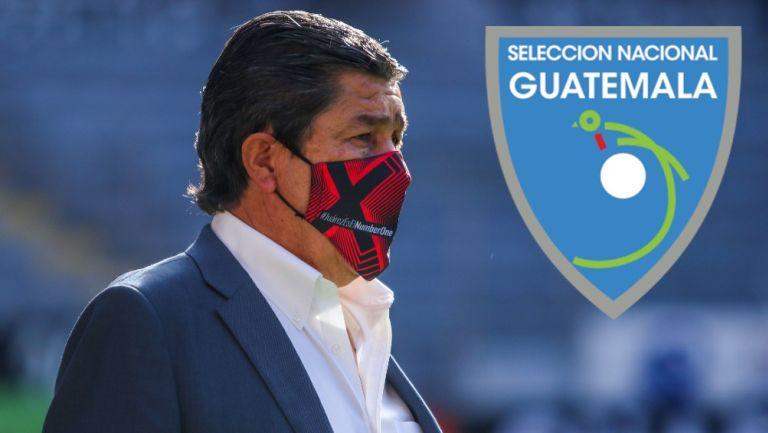 Luis Fernando Tena: Será entrevistado por la Federación Guatemalteca para ser DT de su selección