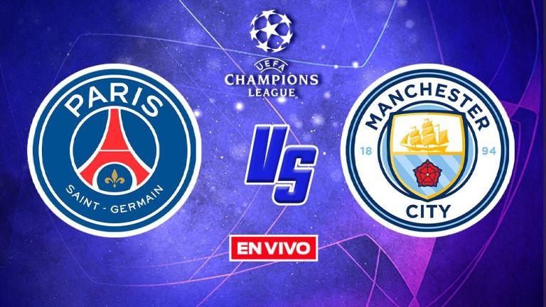 EN VIVO Y EN DIRECTO: PSG vs Manchester City