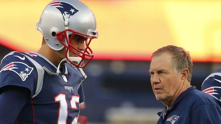 Bill Belichick sobre próximo duelo ante Tom Brady: 'Ya no hablaré más de eso'