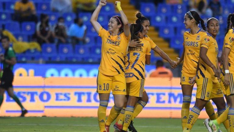 Tigres Femenil derrotó a Tijuana