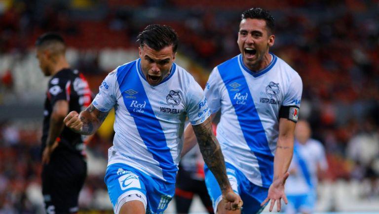 Puebla derrotó 0-1 al Atlas en el Jalisco