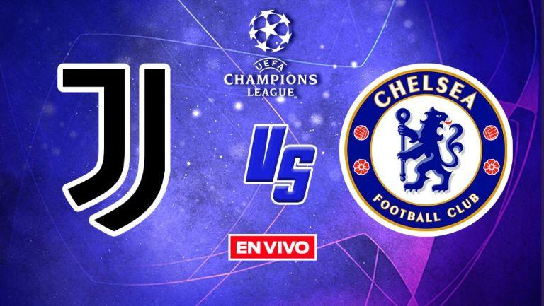 EN VIVO Y EN DIRECTO: Chelsea vs Juventus