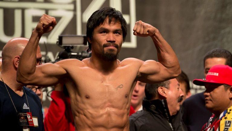 Manny Pacquiao anunció su retiro del boxeo