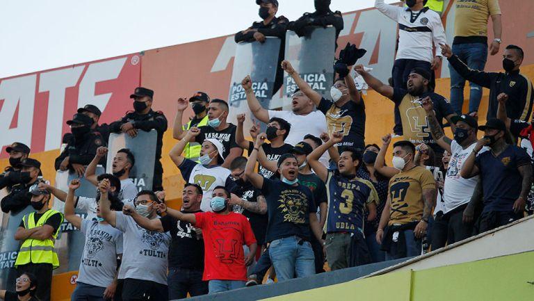 Pumas: La Rebel no tendrá boletos para juego vs América