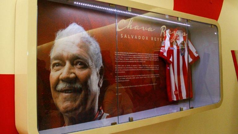 Artículos de Chava Reyes en el Museo de Chivas