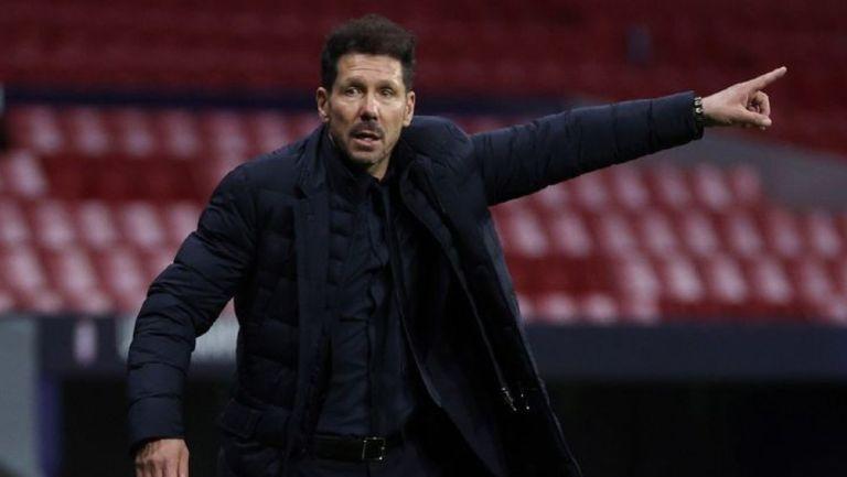 Diego Simeone, previo a duelo ante Barcelona: 'Respeto mucho a Ronald Koeman'