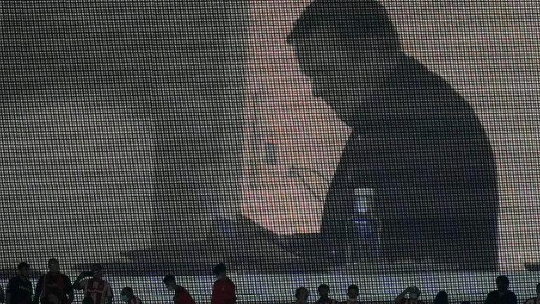Ronald Koeman captado en el Wanda Metropolitano