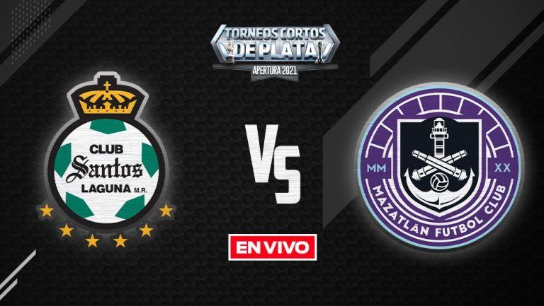 EN VIVO Y EN DIRECTO: Santos vs Mazatlán FC