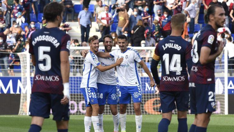 Nacho Ambriz: Huesca sufrió remontada y perdió ante Tenerife