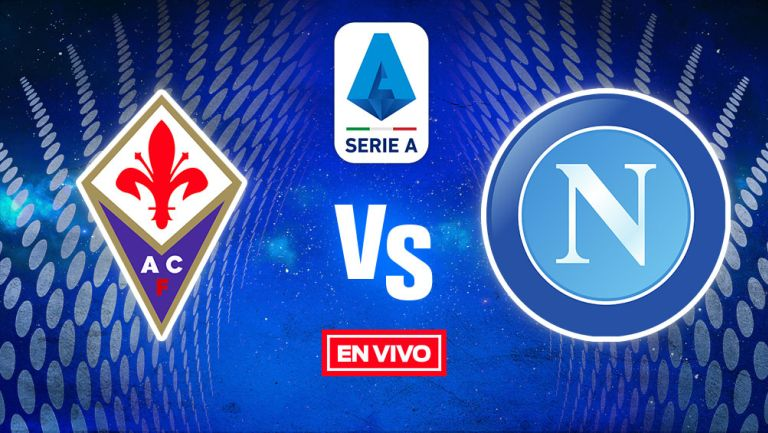 Fiorentina vs Napoli Serie A En Vivo Jornada 7 Temporada 2021-22