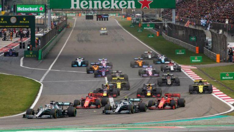 Acciones en Gran Premio de China