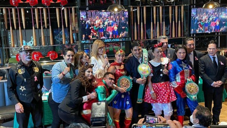 WBC Cares festejó 15 años