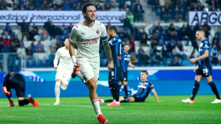 Milan: Sufrió al final, pero venció al Atalanta de visitante