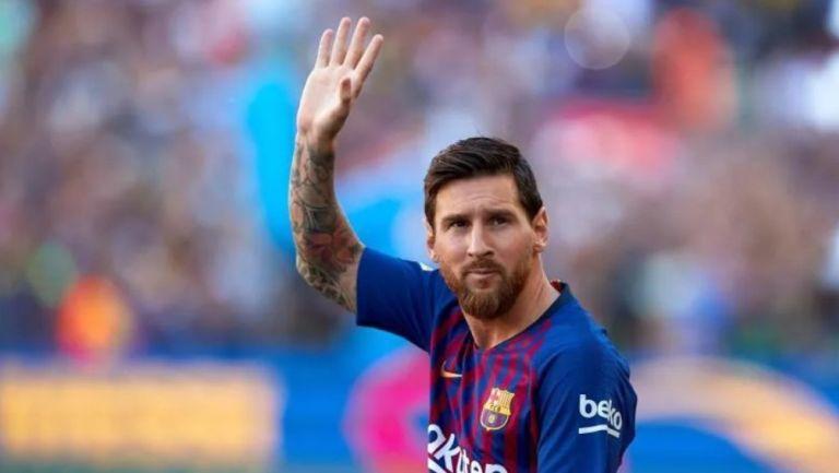 Presidente de LaLiga: 'Barcelona pudo haber firmado a Lionel Messi'
