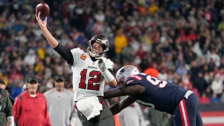 Buccaneers vs Patriots: Segundo juego de domingo por la noche más visto en la historia de la NFL
