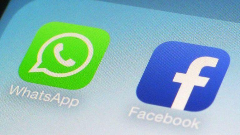 WhatsApp, Facebook e Instagram se cayeron por alrededor de seis horas