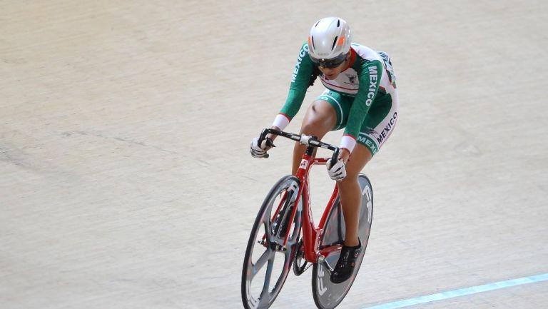 Yareli Salazar demandó a la Federación Mexicana de Ciclismo