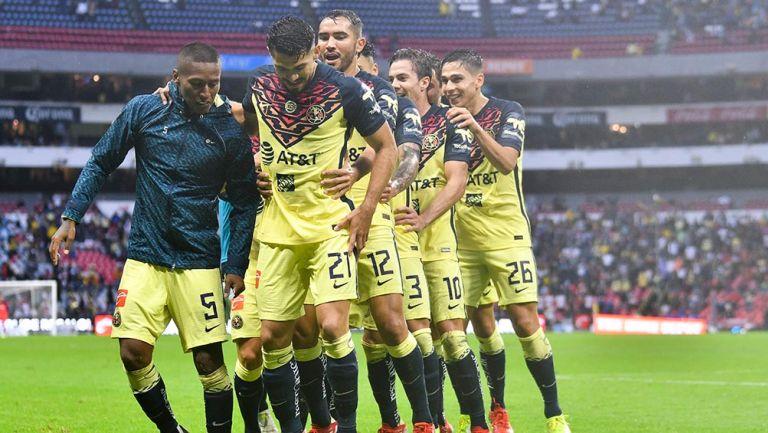 América ganó Jornada 11 y 12 y mete presión a Santos por el liderato