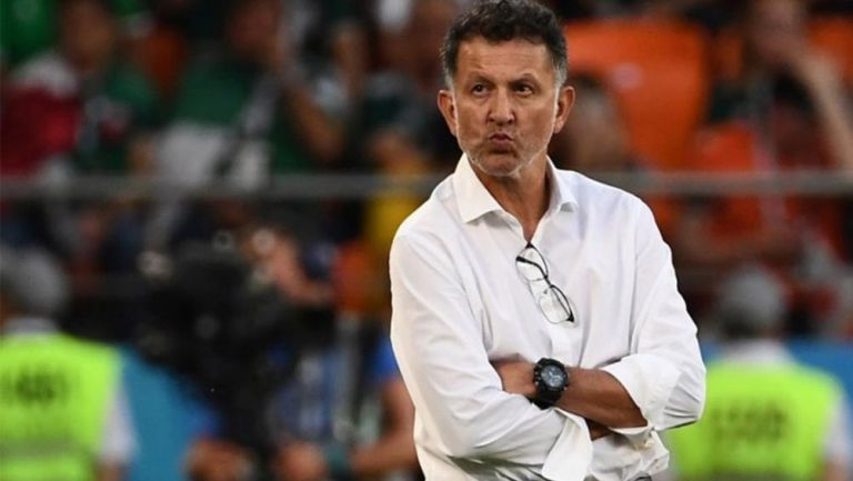 Osorio en un partido con el América de Cali