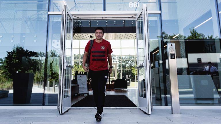 Gonzalo Pineda, director técnico del Atlanta United