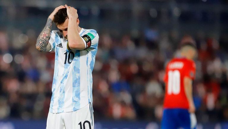 Eliminatorias: Paraguay frenó a Messi y le sacó el empate a Argentina