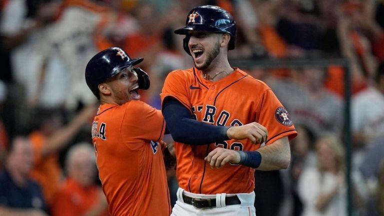 Astros tomó ventaja ante White Sox