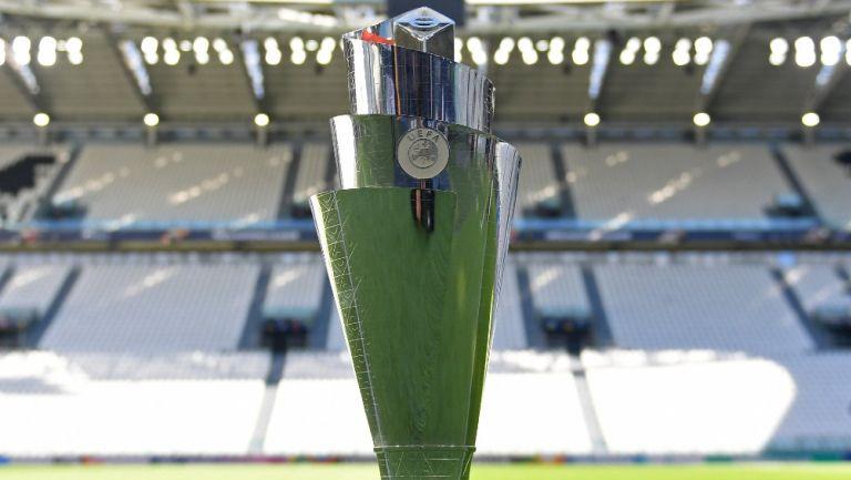 Trofeo de la Nations League de UEFA 2021