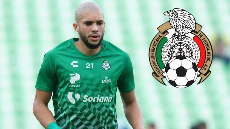 Selección Mexicana: Matheus Doria completará naturalización antes de diciembre