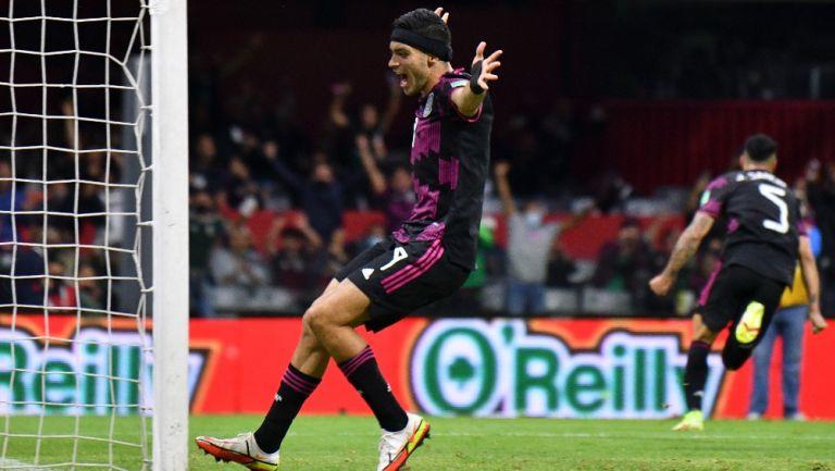 Selección Mexicana: Tata repetirá tridente Jiménez, Chucky y Tecatito frente a Honduras
