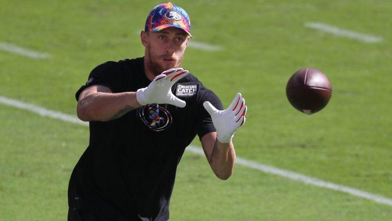NFL: San Francisco colocó a George Kittle en la lista de reservas lesionados