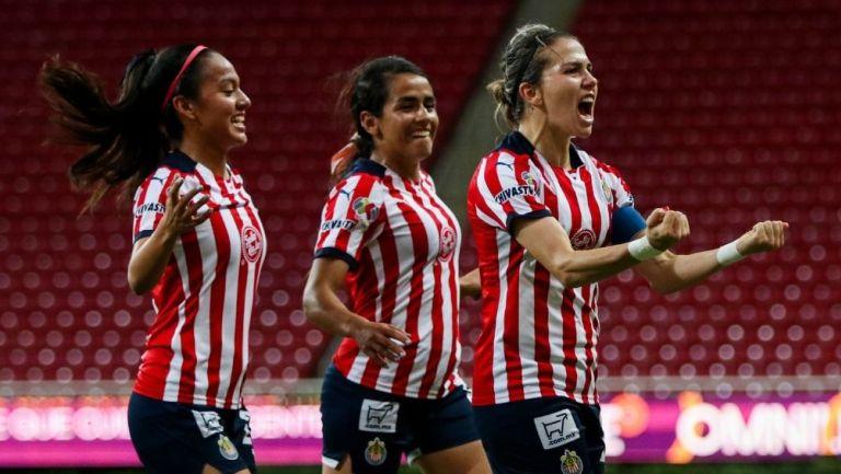 Chivas se llevó el Clásico Nacional Femenil