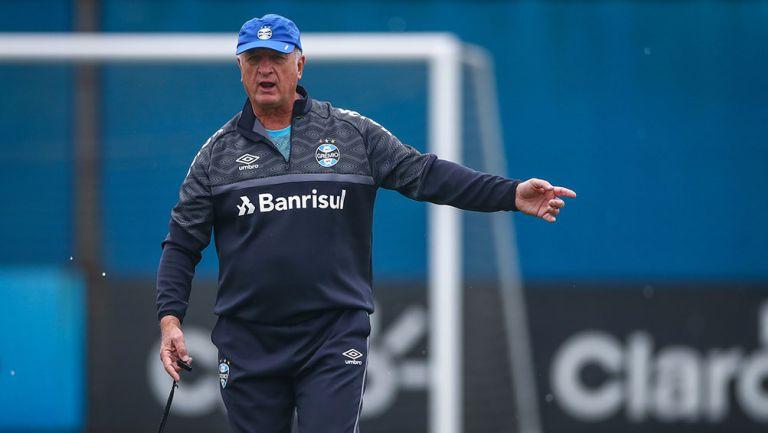 Gremio: Luiz Felipe Scolari, despedido como entrenador del club de Porto Alegre