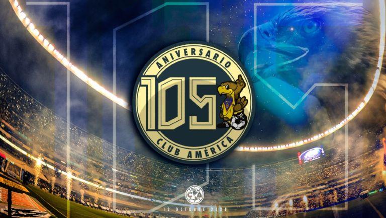 América: Mundo del futbol y el deporte celebraron los 105 años de las Águilas