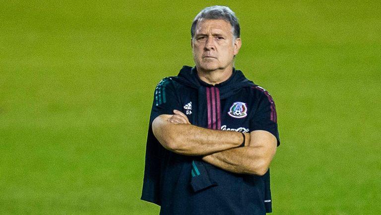 """Tata Martino sobre El Salvador: """"Es un equipo bastante agresivo"""""""