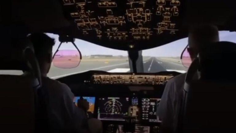 Gerard Piqué: Pilotó avión y lo presumió en redes sociales