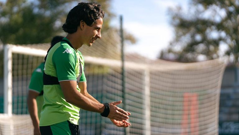 Diego Lainez: Listo para debutar esta temporada con el Real Betis