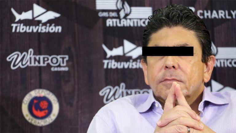 Fidel Kuri dejará la cárcel por una fianza de 100 mdp